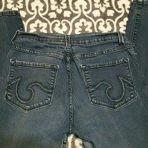 NYDJ Women's Blue Jean's Lift and Tuck Design sz8